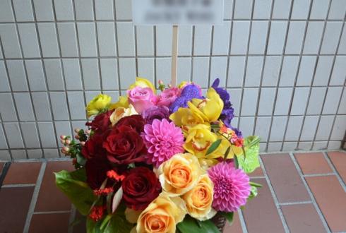 舞台出演祝い楽屋花