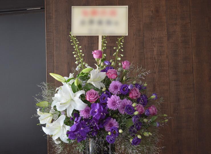 THEATRE1010舞台スタンド花