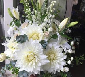 新装開店祝い花