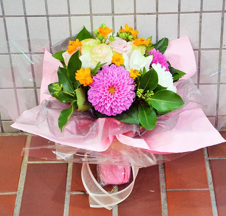 舞台公演千秋楽祝い花束