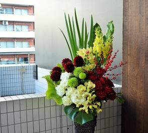 コンサート公演祝い花
