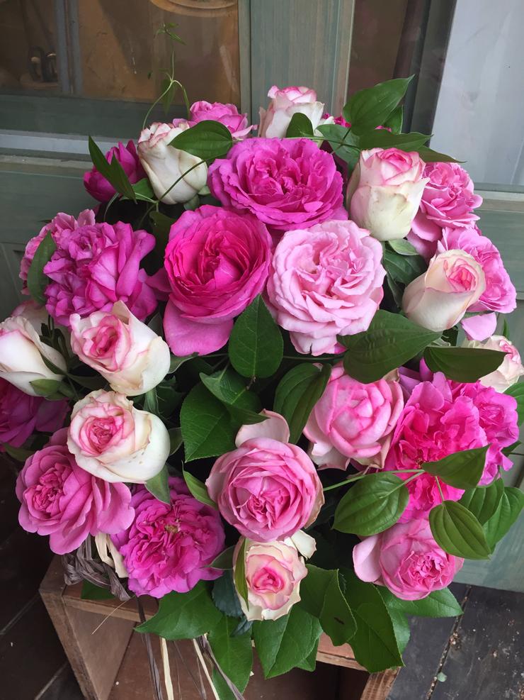 誕生日プレゼント花