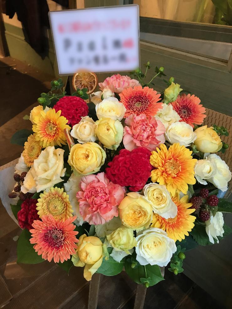 ライブ公演祝い花