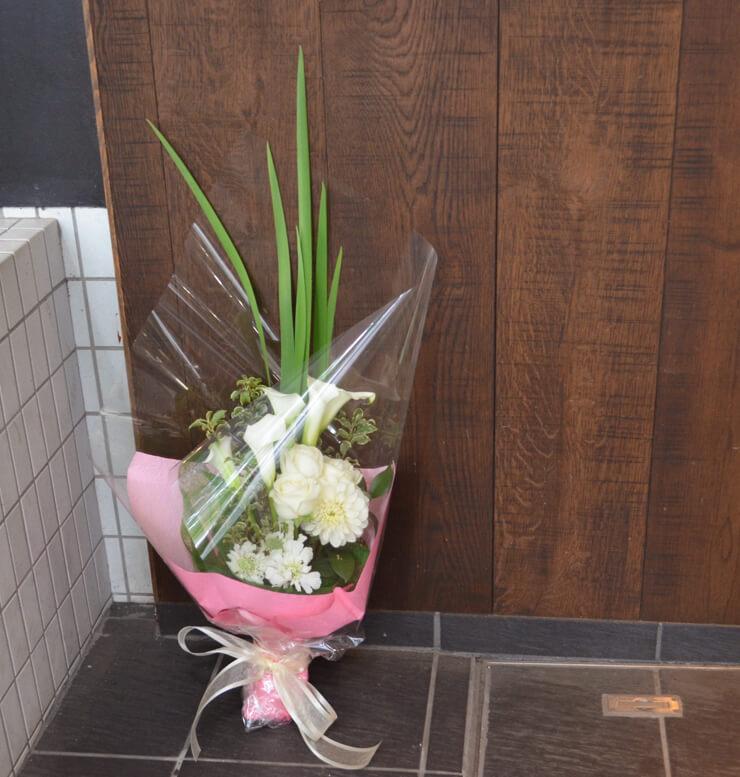 結婚記念日プレゼント花束