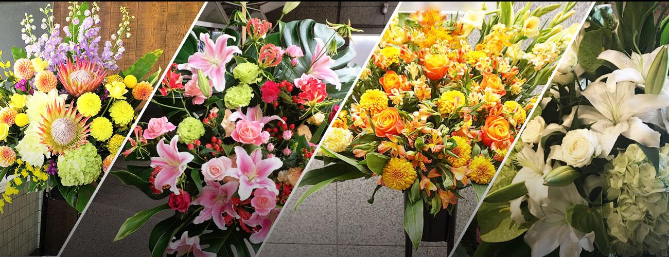 ブルーノート東京に贈る花