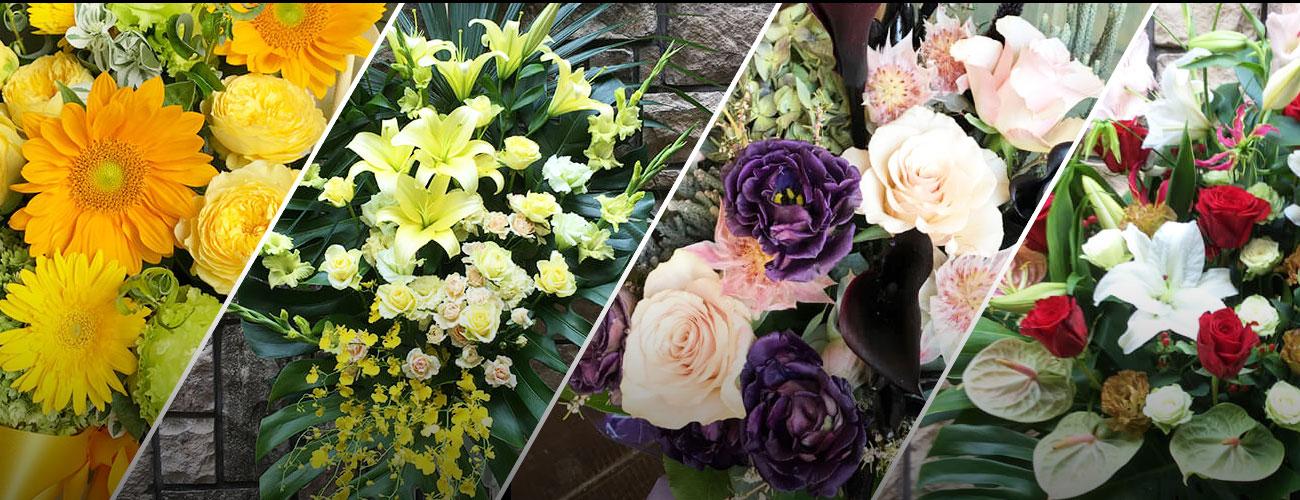 渋谷TsutayaO-eastに贈る花