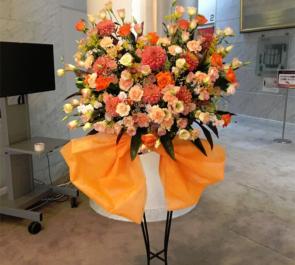 イベント公演祝いスタンド花