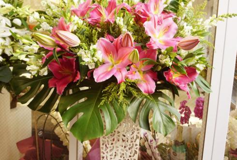 開店祝いオシャレスタンド花