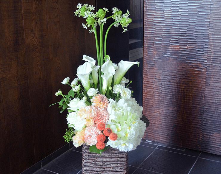 開店祝い花