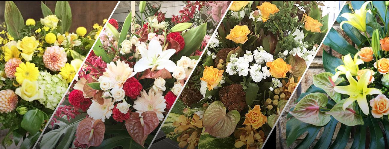 THEATRE1010に贈る花