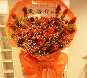 ミュージカル出演祝い花束スタンド花
