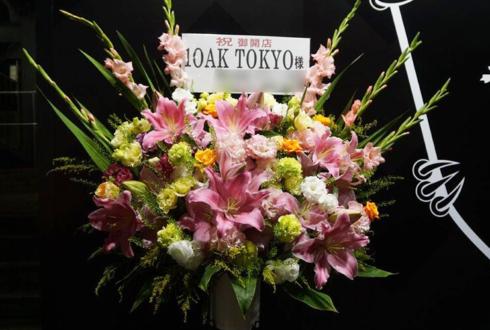クラブ開店祝いスタンド花