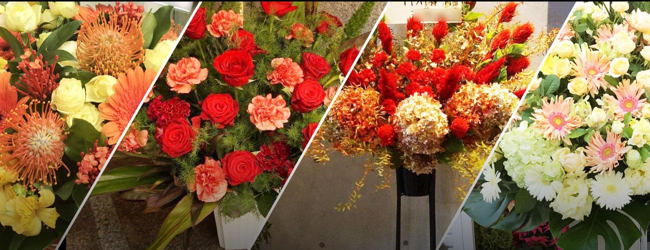 下北沢Geki地下Libertyに贈る花