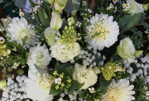移転祝いリニューアルオープン祝い花