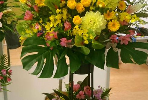 HMC JAPAN SHIBUYA様スタジオ開設祝いスタンド花