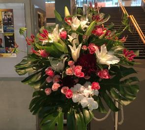 東京国際フォーラム ニューヨーク様の単独ライブ公演祝いスタンド花