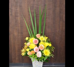 西麻布開店祝い花