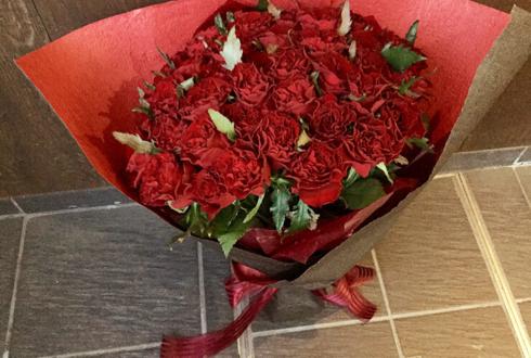 還暦赤バラ花束60本