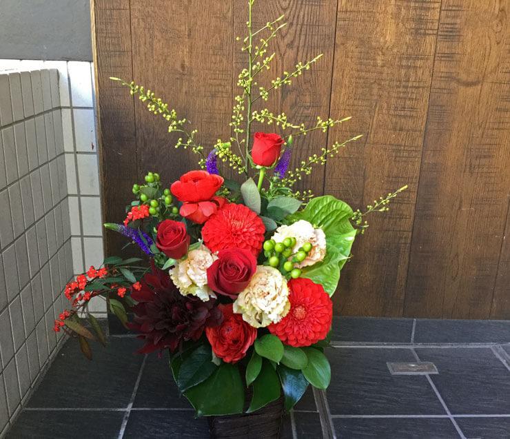 品川楽屋花
