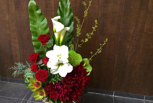 銀座移転祝い花