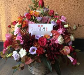 デザイン事務所様の移転祝い花