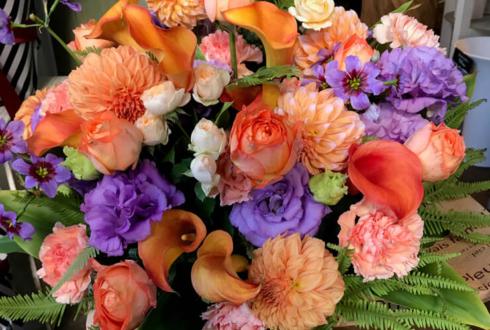 千代田区移転祝い花