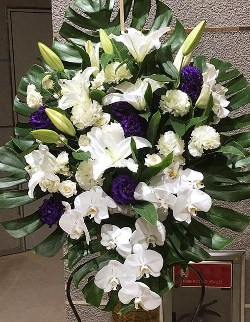 浅草に贈るスタンド花