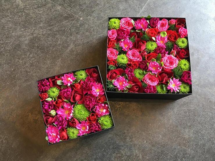多摩市卒業祝い花