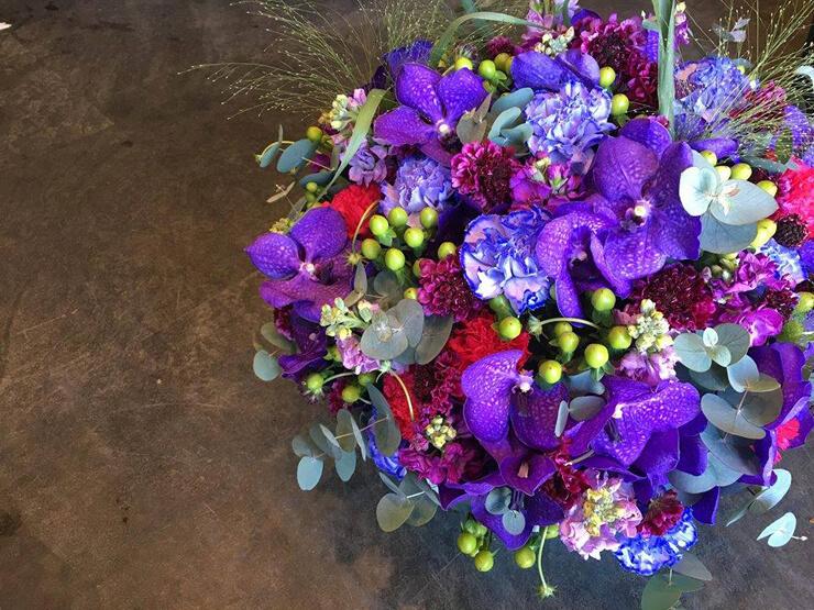 日野市 卒業祝い花