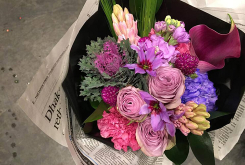 八王子市退職祝い花束