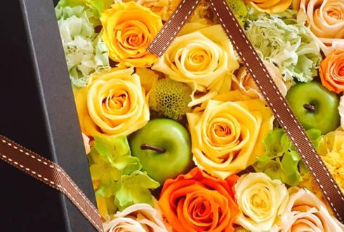 奥様への結婚記念日の花 プリザーブドフラワー