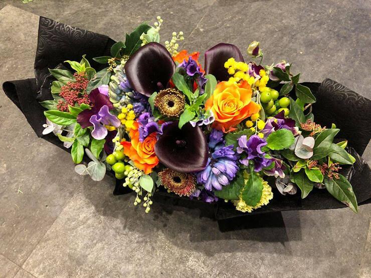 沖縄県名護市 しまあかり名護店様開店祝い花