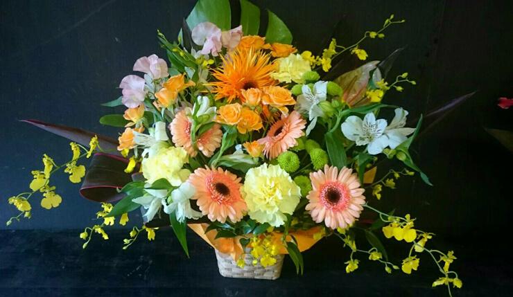 豊島区南長崎開店祝い花