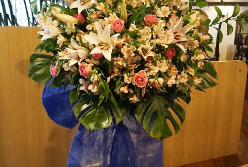 池袋アフィリア・グランドロッジ 1周年祝いスタンド花