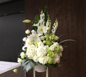 赤坂開店祝いスタンド花
