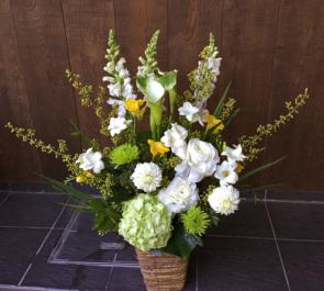 ファイナルファンタジー30周年祝い花
