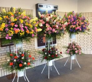 練馬文化センター セミナースタンド花