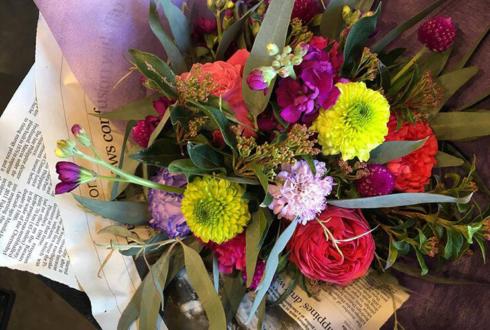 八王子市誕生日祝い花束
