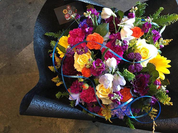 八王子開店祝い花