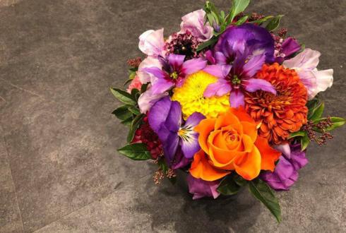 八王子周年祝い花