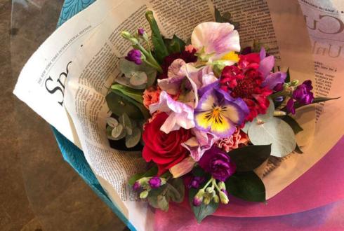 八王子市退職祝い送別用花束