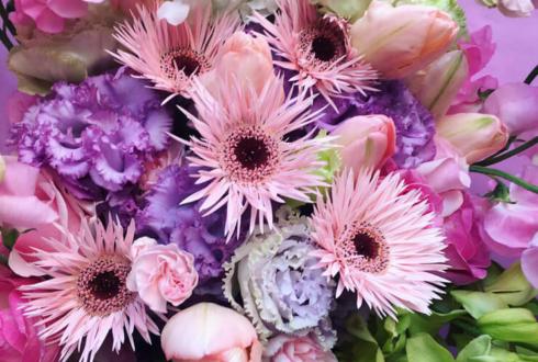 多摩市 誕生日プレゼント サプライズの花束