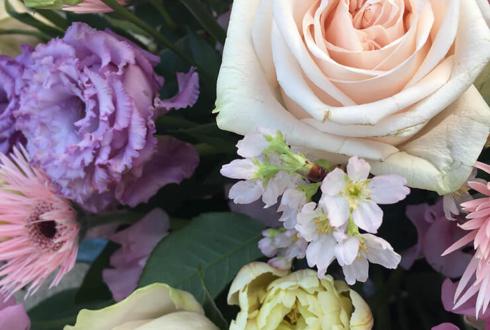 東中野 TAKE-1様の周年祝い花