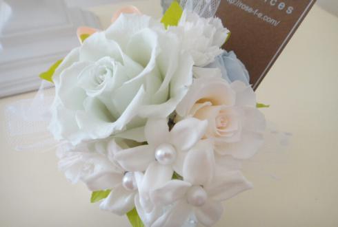 横浜市 誕生日プレゼントの花 プリザーブドフラワー