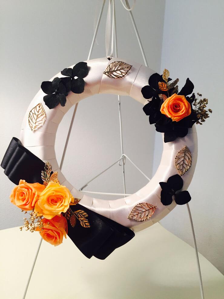 目黒区 誕生日プレゼントの花 プリザーブドフラワー