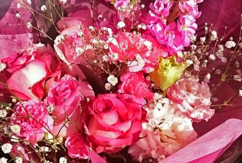 練馬文化センター 舟木一夫様のコンサート祝い花束