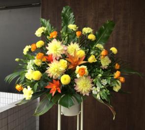 TSUTAYA O-EAST 西明日香様の生誕祭イベントスタンド花