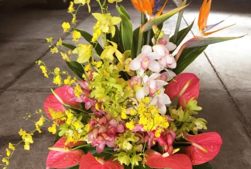 文京区白山 誕生日プレゼントの花