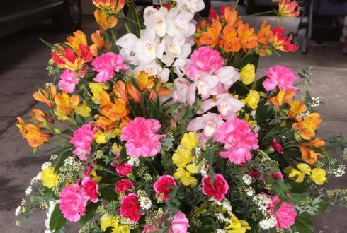 目黒区鷹番aman治療院様の開院祝い花