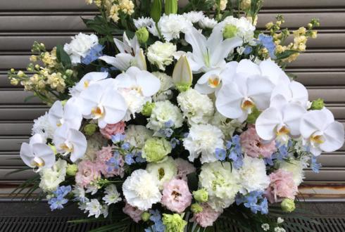 足立区 3周忌法要の花